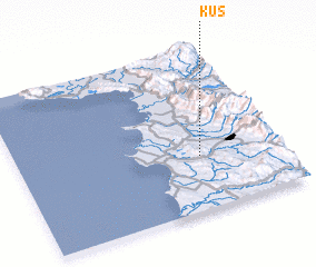 3d view of Kus