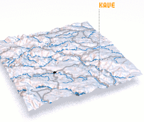 3d view of Kave
