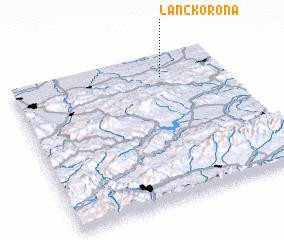 3d view of Lanckorona