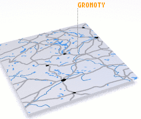 3d view of Gromoty