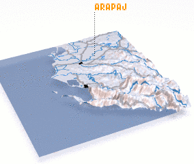 3d view of Arapaj