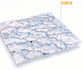 3d view of (( Gubce ))