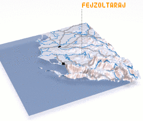 3d view of Fejzoltaraj