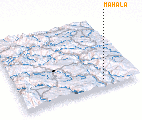 3d view of Mahala