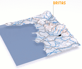 3d view of Dritas