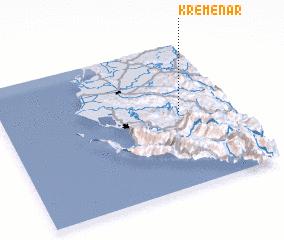 3d view of Kremenar