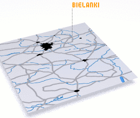 3d view of Bielanki