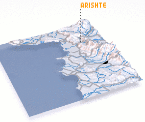 3d view of (( Arishtë ))