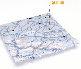 3d view of Jalovik