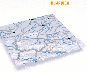 3d view of Kujavica