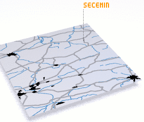 3d view of Secemin