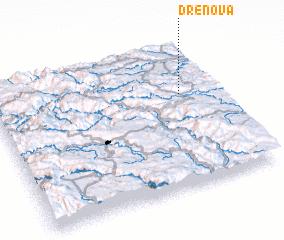 3d view of Drenova
