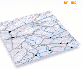 3d view of Belina