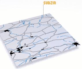 3d view of Sudzin