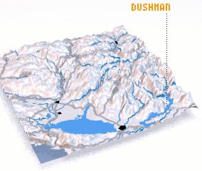 3d view of Dushman