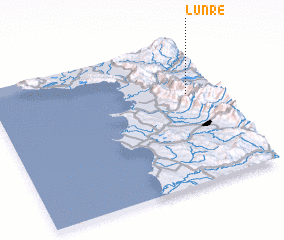 3d view of Lunre