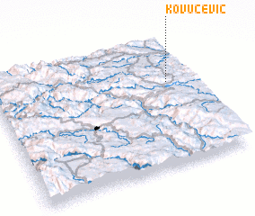 3d view of Kovucević