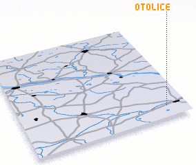 3d view of Otolice
