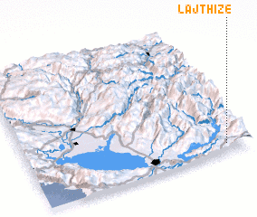 3d view of Lajthizë
