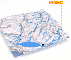 3d view of Dushnez