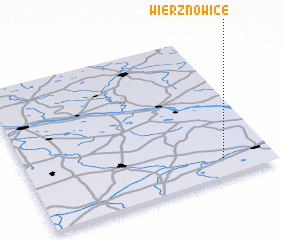 3d view of Wierznowice
