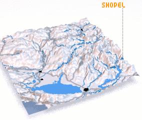 3d view of Shopël
