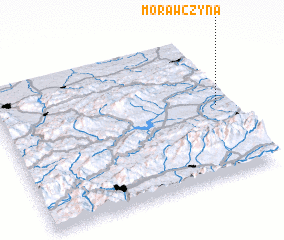 3d view of Morawczyna