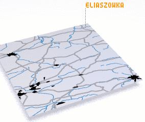 3d view of Eliaszówka