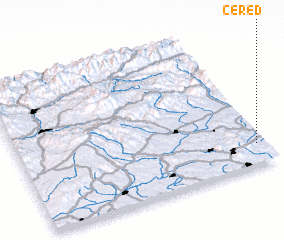 3d view of Cered