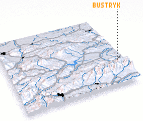 3d view of Bustryk
