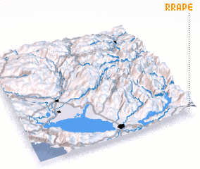 3d view of Rrapë