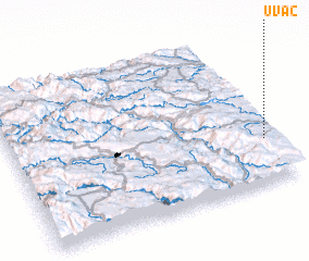 3d view of Uvac