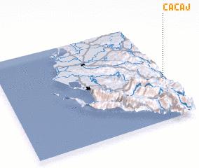 3d view of Cacaj