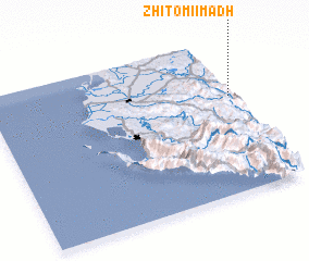 3d view of Zhitomi i Madh