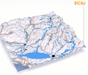 3d view of Bicaj