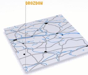 3d view of Drozdów