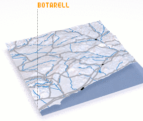 3d view of Botarell