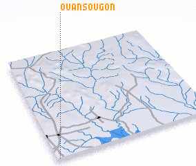 3d view of Ouansougon