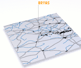 3d view of Bryas