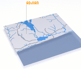 3d view of Adjian