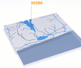 3d view of Dogba