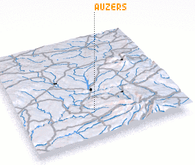 3d view of Auzers