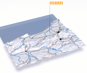 3d view of Ouamri