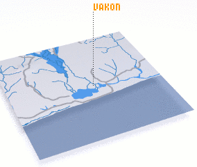 3d view of Vakon
