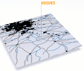 3d view of Vosves