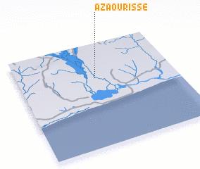 3d view of Azaourissè