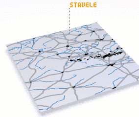 3d view of Stavele