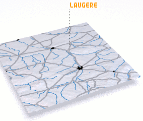 3d view of Laugère