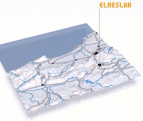 3d view of El Meslah