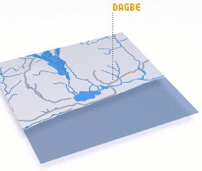 3d view of Dagbé